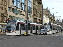Edinburgh trams, driver training 1.JPG
