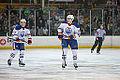 Edmonton Oilers Rookies vs UofA Golden Bears (15275348825).jpg