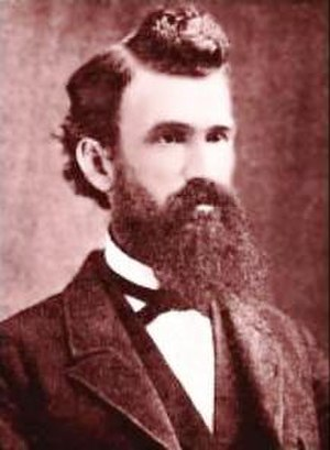 Edmund C. Briggs - Briggs during time as a member of the Council of Twelve Apostles