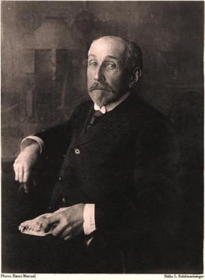 Édouard Louis Trouessart - Édouard Louis Trouessart