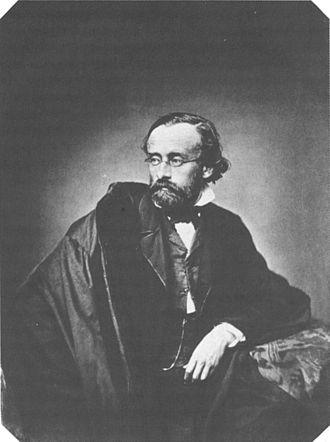 Eduard Schleich the Elder - Eduard Schleich, c.1860
