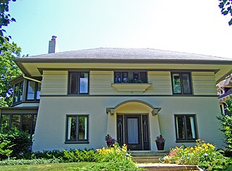 Edward C. Elliott - Elliott's home in Wisconsin is on the National Register of Historic Places.