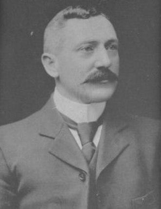 Edward Macartney - Image: Edward Henry Macartney Queensland politician