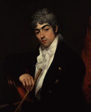 Edward Stanley (bishop) - An 1803 portrait of Bishop Stanley by James Green.