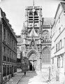 Eglise Saint-Vincent (ancienne) - Portail sud - Rouen - Médiathèque de l'architecture et du patrimoine - APMH00011549.jpg