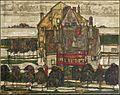 Egon Schiele - Einzelne Häuser (1915).jpg