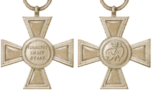 Military Honor Medal - Military Honor Medal, 1st Class 1814