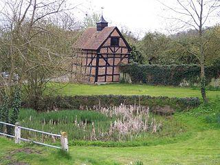 Eldersfield Human settlement in England