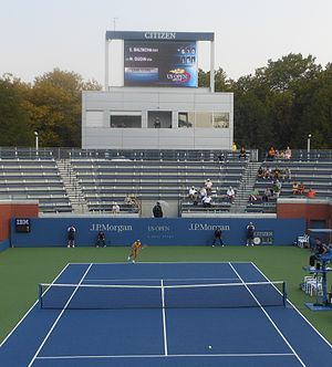 Elena Baltacha - Baltacha at the 2013 US Open, her last grand slam appearance