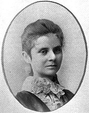 Elia W. Peattie - Elia W. Peattie, c. 1896