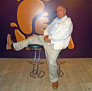 Elias Gleizer - Elias Gleizer in 2006.