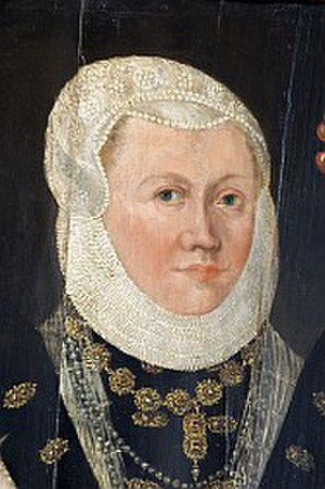 House of Regenstein - Portrait of Abbess Elizabeth
