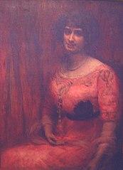 Retrato de Mme. Marthe Weil