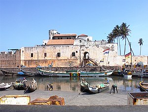 Elmina Castle - St. George Castle