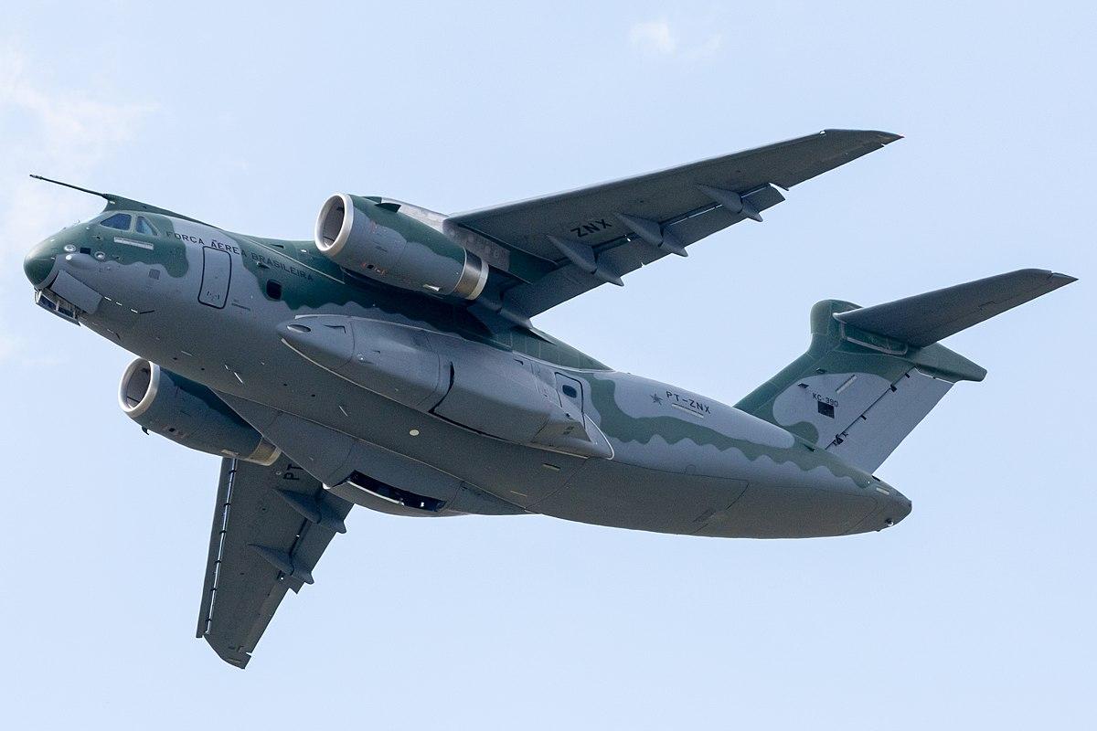 Embraer KC-390 - Wikipedia