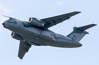 Embraer C-390 Millennium Brazilian military transport aircraft/tanker