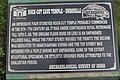 English Information Plaque at Undavalli Caves.jpg