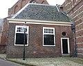 Enkhuizen - rijksmonument 15265 - Zuiderkerksteeg 18 20110924.jpg