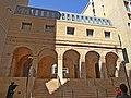 Entrance to Mamila Complex, Jerusalem, Israel הכניסה למתחם ממילt, ירושלים - panoramio.jpg