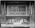 Entry bay, north elevation. - Whitehall Street Ferry Terminal, 11 South Street, New York, New York County, NY HAER NY,31-NEYO,146-3.tif