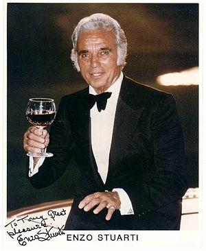 Enzo Stuarti - Enzo Stuarti publicity photo (circa )2000
