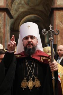 Epiphanius I of Ukraine 21st-century Metropolitan of the Orthodox Church of Ukraine
