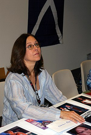 Erin Gray - Gray at the 2005 Dragon Con in Atlanta.