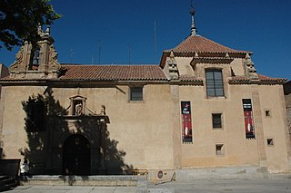 Illustrious Brotherhood of the Holy Cross of the Redeemer and the Immaculate Conception, his Mother (Salamanca)