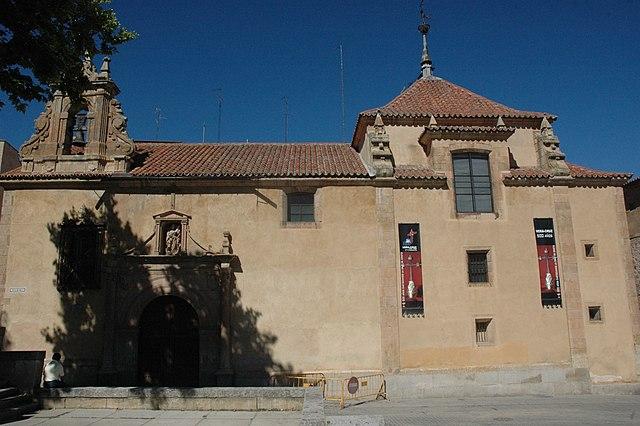 Church of the Vera Cruz, Salamanca_1