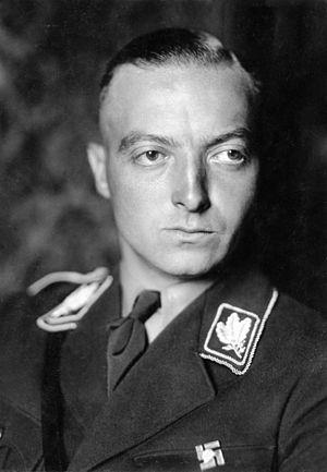 Karl Ernst - Ernst in 1933