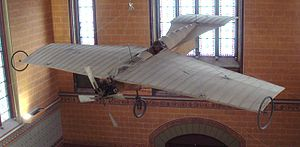 Robert Esnault-Pelterie - Esnault-Pelterie airplane 1908.