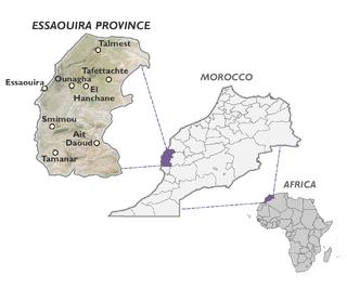 Essaouira Province Province in Marrakesh-Safi, Morocco