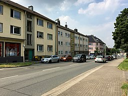 Friedrich-Lange-Straße in Essen