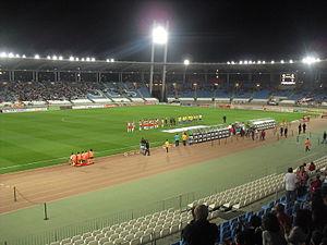Estadio de los Juegos Mediterráneos - Image: Estadiomediterrenioe