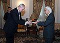 Estonia's new ambassador to the Republic of Singapore H. E. Mr Andres Unga (8864822031).jpg