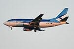 Estonian Air, ES-ABL, Boeing 737-5L9 (16269094238).jpg