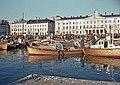 Eteläsatama, Kauppatori, kalamarkkinat 5.-6.10.1964 - XLVIII-1008 - hkm.HKMS000005-km0000m3bg.jpg