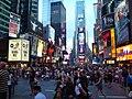 Eternamente superpoblado Times Square - panoramio.jpg