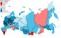 Ethnic Russian population in the Russian Federation.png