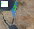 Ethno-Confessional groups of Israel and Palestinian territories.png