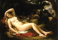 Etienne-Barthélemy Garnier - Diana and Her Nymphs - WGA08469.jpg