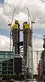 European Central Bank - building under construction - Frankfurt - Germany - 07.jpg