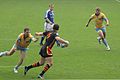 European Sevens 2008, Ukraine vs Belgium, Kevin Williams..jpg
