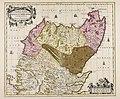 Extimae Scotiae pars septentrionalis, in qua provinciae Rossia, Sutherlandia, Cathenesia et... - CBT 6589982.jpg