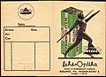 Fénykép boríték 1941, Fehér Optika látszer és fényképészeti szaküzlet. Fortepan 81513.jpg