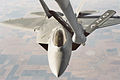 F-22 Raptor being refueled by a New York Air National Guard KC-135.jpg