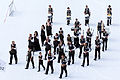 FIL 2012 - Arrivée de la grande parade des nations celtes - Bagad an Hanternoz.jpg