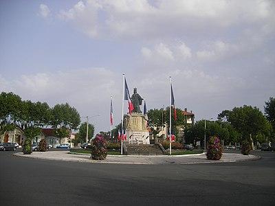 Monument aux morts d'Arcachon