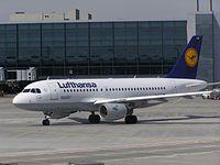 D-AILM - A319 - Lufthansa