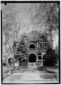 FRONT ELEVATION - Alexander Brown House, 726 West Onondaga Street, Syracuse, Onondaga County, NY HABS NY,34-SYRA,32-1.tif